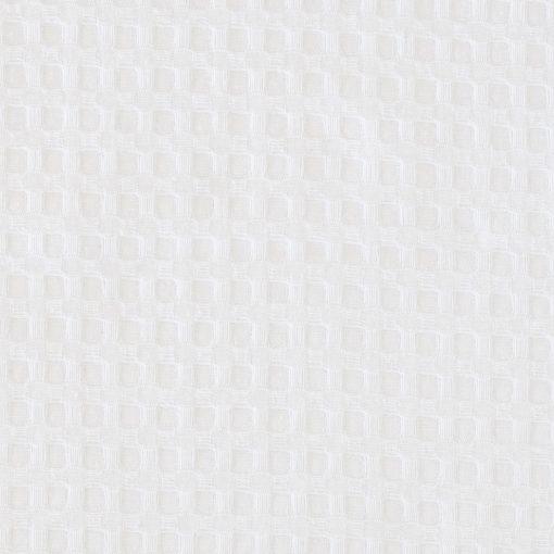 Ριχτάρι Καναπέ Βαμβακερό με Pom Pom BOREA Waffle Cubic