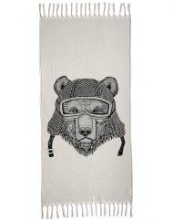 Πετσέτα θαλάσσης Παρεό 86x170 BOREA Bear