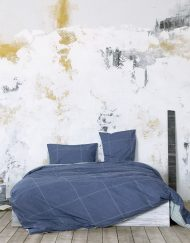 Πάπλωμα Ημίδιπλο 170x240 NIMA Tailor Blue