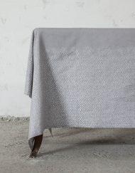 Τραπεζομάντηλο 165x265 NIMA Catmint Grey