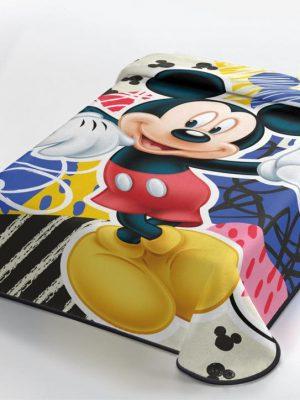 Κουβέρτα DISNEY 160x220 Mickey 340