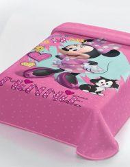 Κουβέρτα DISNEY 160x220 Minnie 342