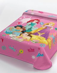 Κουβέρτα DISNEY 160x220 Princess 346