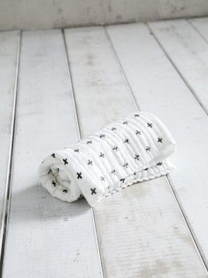Κουβέρτα Κούνιας 110x150 NIMA Hush
