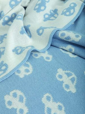Κουβέρτα Κούνιας Πλεκτή 110x140 NIMA Mobile