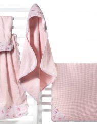 Πετσέτες Bebe Σετ 2 Τεμαχίων Guy Laroche Fairy
