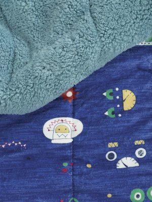 Κουβερτοπάπλωμα Κούνιας 110x140 NIMA Robo Tiny